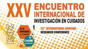 XXV Encuentro Internacional de Investigación en Cuidados Investén- ISCIII